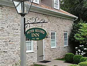 American Loyalist Peter Secord Inn