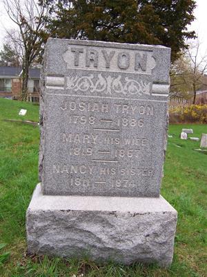 Tryon's Grave