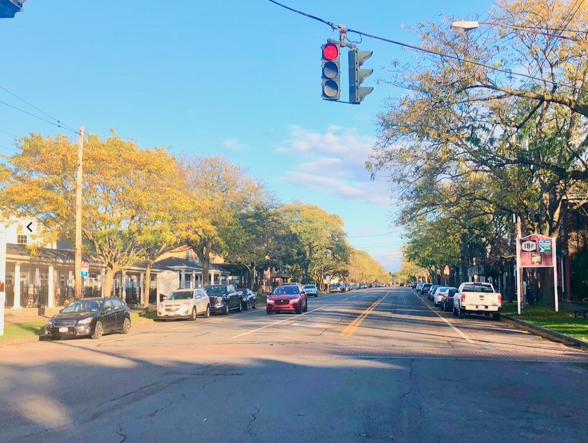 Center Street 2020